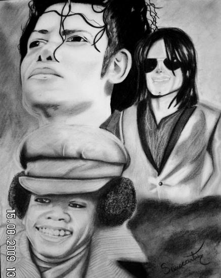 Michael Jackson by Li_Sa